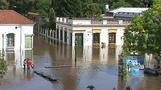 Buenos Aires suburbs under water