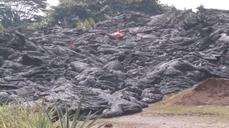 Hawaii lava flows slows, couple arrested for lava 'selfies'