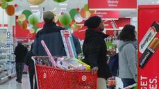 Target beats its profit target