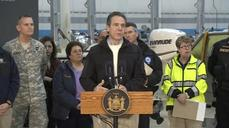Governor: New York anticipates
