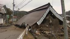 Injuries, damage reported after Japan earthquake
