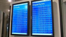 East Coast strom hampers Thanksgiving travel