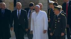 Pope to urge religious tolerance in Turkey