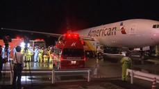 American Airlines plane makes emergency landing in Japan