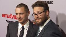 "Stars express anger over ""The Interview"" film cancellation on Twitter"