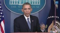 Obama: Sony 'made a mistake'