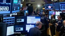U.S. markets close mixed