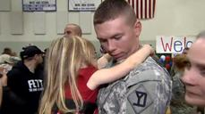 Emotional holiday reunion for Guantanamo Bay military police