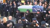 Funeral for slain NYPD officer may be largest in force's history