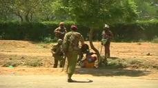 Corruption protest in Kenya's Maasai Mara region turns violent