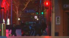 Police bullet fragments killed hostage
