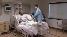 Flu season hitting elderly hard
