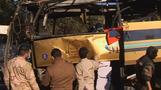 Carnage in Damascus as at least six killed in bus blast