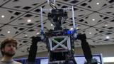 Robot to fight Navy ship fires
