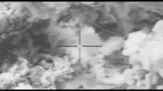CENTCOM releases video of air strikes in Iraq