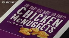 McDonald's to phase out human antibiotics in its chicken