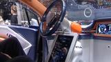 Driverless Budii gives the wheel feel