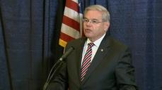 """I will be vindicated""-Sen. Menendez"