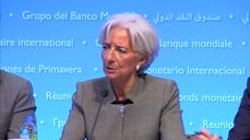 IMF sends Greece a tough message