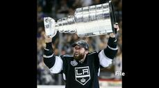 NHL player Jarret Stoll arrested for drug possession