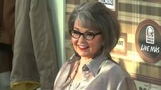 Roseanne Barr going blind, Phil Rudd pleads guilty