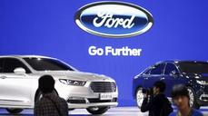 Ford's iconic Taurus lands in China
