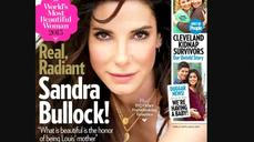 Sandra Bullock is People magazine's 2015 most beautiful woman