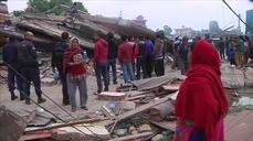 Nepal aid effort gets underway