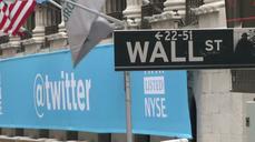 Twitter stock slam