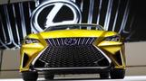Lexus hopes ugly sells