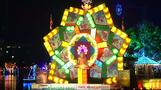 Sri Lanka lights up for Buddhist festival