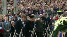 Netherlands remembers WW2 dead
