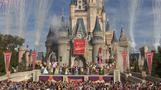 Theme parks fuel Disney's profit