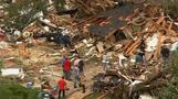 Two killed, more than 40 injured after tornado hits Texas