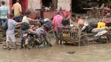 At least 40 dead, dozens missing in Colombian landslide