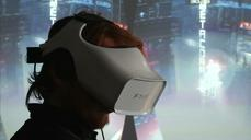 Eye-tracking tech makes virtual reality hands-free