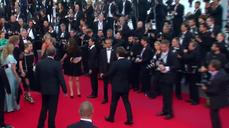 Josh Brolin celebrates new film and new fiancee at Cannes Film Festival
