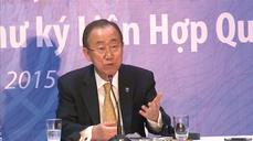 UN chief: Cause of Asian migrant crisis must be addressed