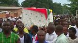 Killed Burundi opposition leader buried