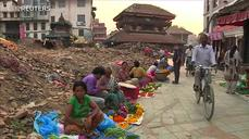 One month on from Nepal's killer quake