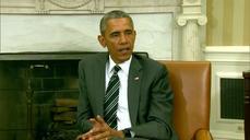 Obama urges Senate to resolve Patriot Act issues