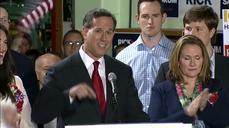 Santorum enters 2016 White House race
