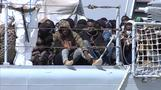 Seventeen bodies unloaded off migrants ship in Sicily port