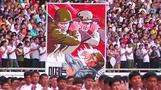 North Koreans hold Korean War anniversary rally