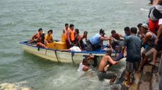 Dozens killed in Philippines ferry accident