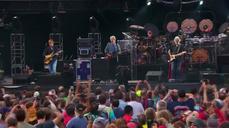 Grateful Dead begin final shows