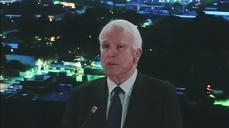 Mccain warns of growing IS presence in Afghanistan