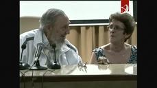 Fidel Castro makes first public appearance since US-Cuba announcement