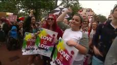 Perth rallies for Australia same-sex marriage vote