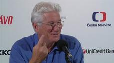 Richard Gere talks playing a beggar at Karlovy Vary film festival